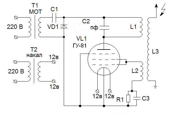 Продам лампу ГУ-81 и ГУ-81М по супер цене 15долл/шт или обменяю несколько штук на...